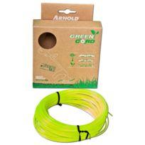 Arnold - Green Cord fil de coupe bordure 3,0 mm - 15 mètre - 1082-U2-3015