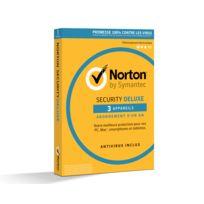 Norton - Security 2018 Deluxe 3 appareils / 1 an