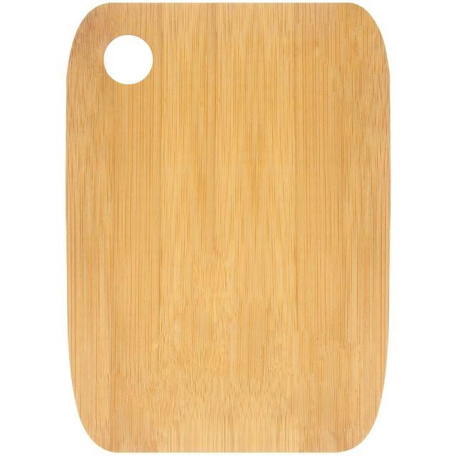 Promobo Planche A Découper Repose Plat Présentation Apéro En Bambou 20 x 15cm