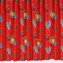 Chuggington - Une paire de rideaux