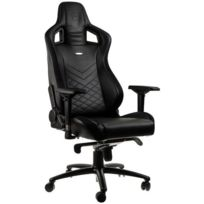 NOBLECHAIRS - Fauteuil Gaming EPIC - Noir/Rose