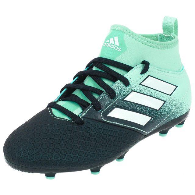 Adidas Chaussures football moulées Ace 17.3 fg junior Bleu