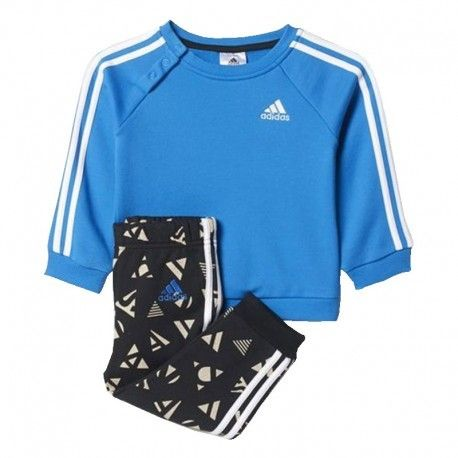 cbec0d036acef Adidas originals - Survêtement Summer Jog bleu Bébé Garçon Adidas ...