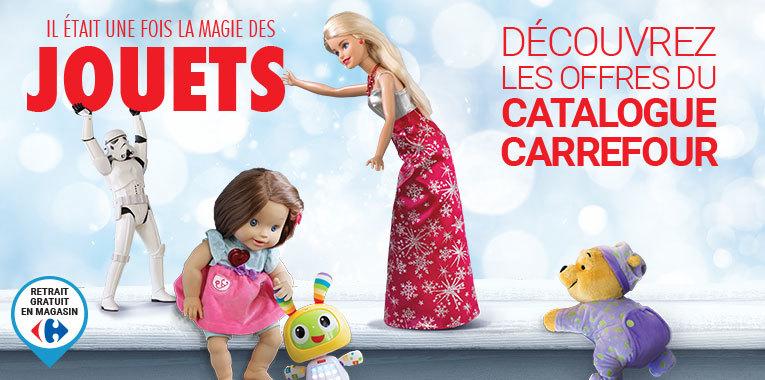 Découvrez les offres du catalogue Carrefour