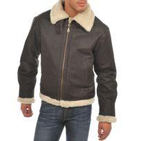 Arturo - Blouson cuir Couleur - marron, Taille Homme - Xl