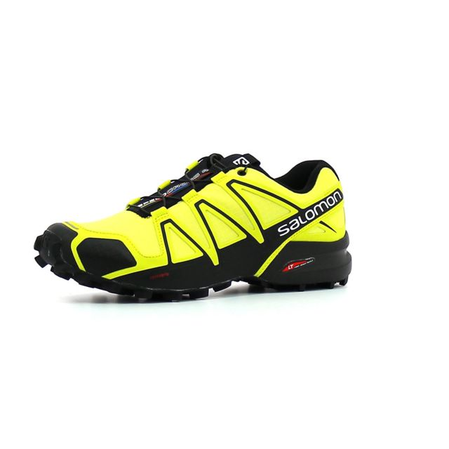 Salomon Chaussure de Trail homme Speedcross 4 homme pas