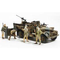Tamiya - Command Car Lrg et Figurines 1/35