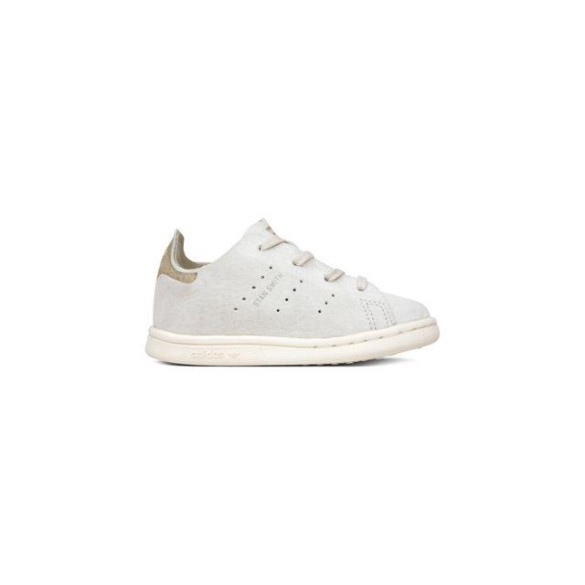 Adidas - Stan Smith Fashion I - Bb2539 - Age - Enfant, Couleur - Blanc