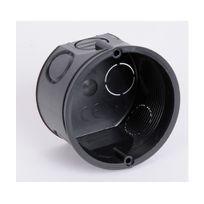 Blm - Boîte d'encastrement à sceller diamètre 60mm profondeur 40mm sans vis