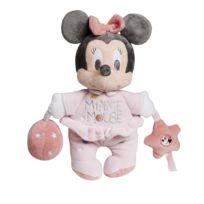 DISNEY BABY - Doudou d'activités Minnie