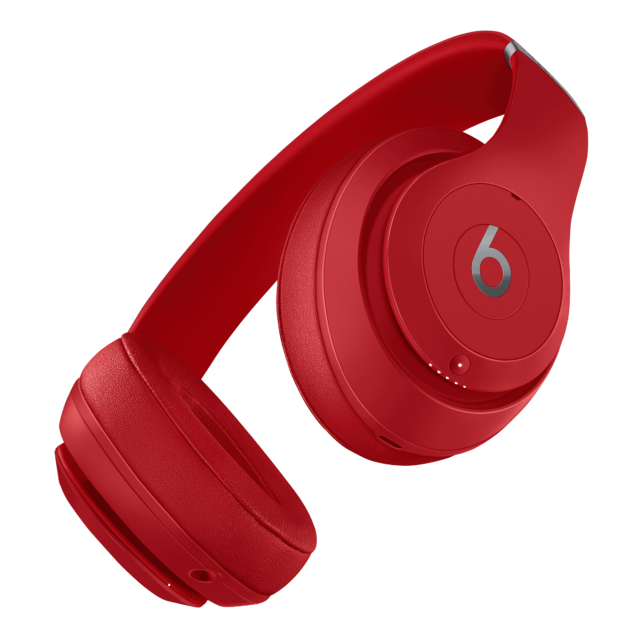 Beats Studio3 Wireless Over Ear Red Casque Sans Fil Pas Cher