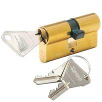 Vachette - Cylindre V5 Barillet 40 x 40 pour serrure de porte