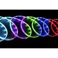 Feerie Lights - Guirlande d'extérieur lumineuse Stalactite - 6 m - Multicolore