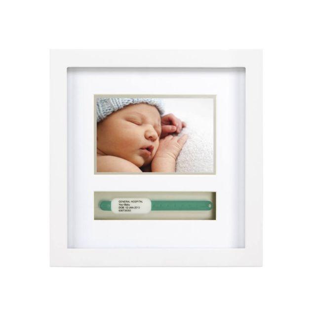 Pearhead - Cadre bracelet naissance - Blanc