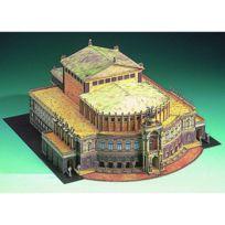 Schreiber-Bogen - Maquette en carton : Semperoper, Opéra de Dresde, Allemagne