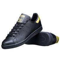 adidas stan smith noir et or,Chaussure Adidas Stan Smith ...