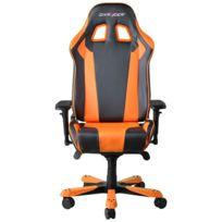 Dx Racer - Siege King Ks06 Noir/Orange