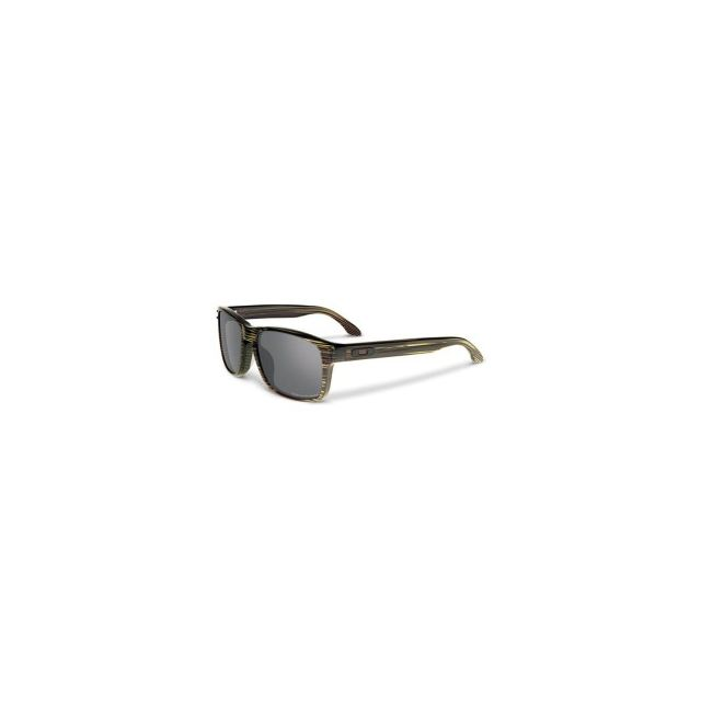 3d0a261b5b99a Oakley - Lunettes Holbrook Lx Banded Green à verres Grey Polarized - pas  cher Achat   Vente Lunettes - RueDuCommerce