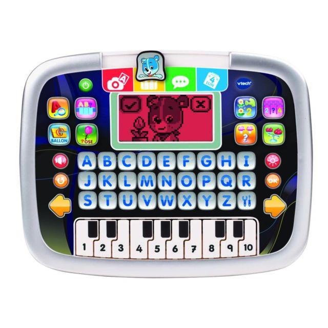 VTECH Tablette P'tit Genius Kid noire - 139475