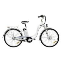 Tucano - Vélo électrique Estilo Nexus blanc