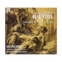 Arion - Haendel - Cantates & Duos italiens / Piau Corréas Häim Middenway Les Paladins