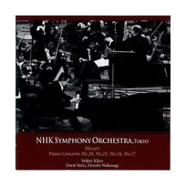 King - Concertos pour piano nos 20, 24, 23 27