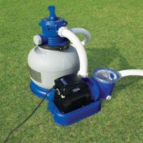 Intex - Filtre à sable 6 m3/h pour piscine hors-sol