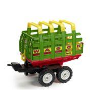Falk - Remorque Wagon Maxi 4 roues