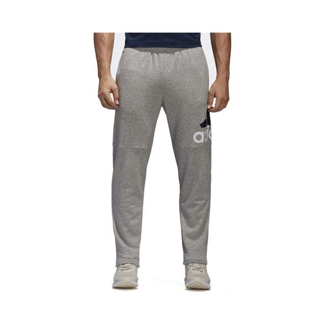 pantalon molleton homme adidas