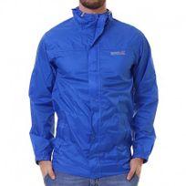 Regatta - Coupe-Vent Imperméable Pack It Bleu Homme