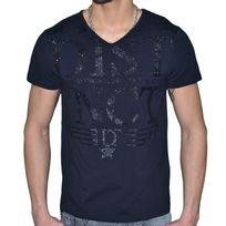 Distinct By Rohff - Distinct - T Shirt Manches Courtes - Homme - Emporio - Noir