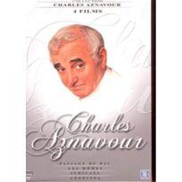 Rd Conseil - Coffret Charles Aznavour - Coffret De 4 Dvd - Edition simple