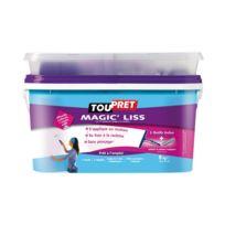 Toupret - Enduit Magic'liss - 8 Kg