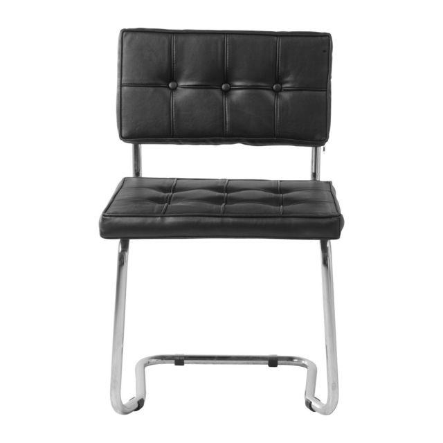 Design Karedesign pas Kare Chaise noire design Swinger tsCQdohrxB
