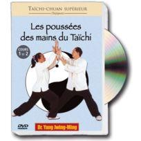 Budo Editions - Les PoussÉES Des Mains Du TaÏCHI, Vol 1 : Cours 1 Et 2 - Dvd - Edition simple
