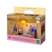 SYLVANIAN FAMILIES - Set décoration Lampe et Rideaux - 4268