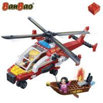 Banbao - Hélicoptère de pompier 7107