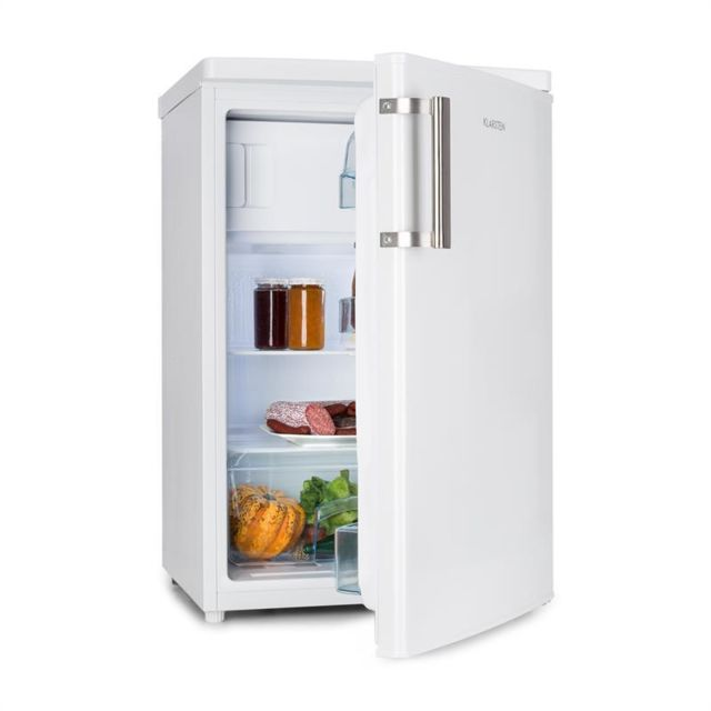 KLARSTEIN CoolZone 120 Eco Combiné réfrigérateur et congélateur A+++ 118 litres -blanc