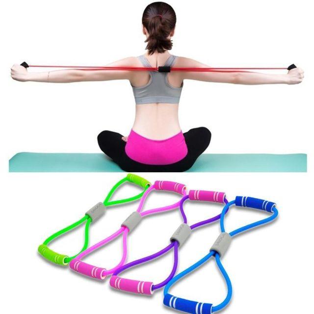 Bandes Elastique de Résistance Ballons d/'Exercice Fitness Yoga Pilates