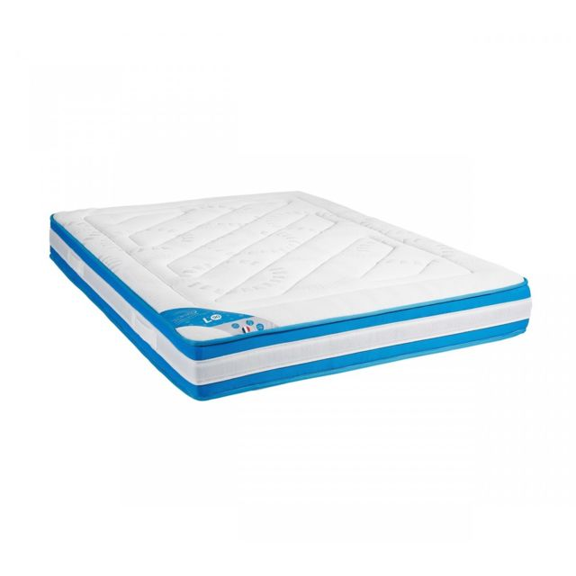 SOMEO Matelas 100% latex L90 140x200