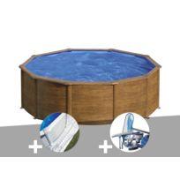 piscine hors sol ronde Le Pradet
