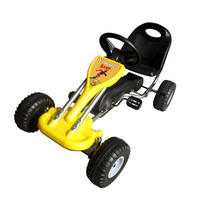 Jeux Kart Helloshop26 Pédale À Enfant Gokart Voiture Jouets I9ED2WHY