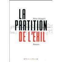 Michel De Maule - la partition de l'exil
