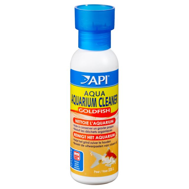 Rena Api - Conditionneur d'Eau Aqua Aquarium Cleaner Goldfish 118ml