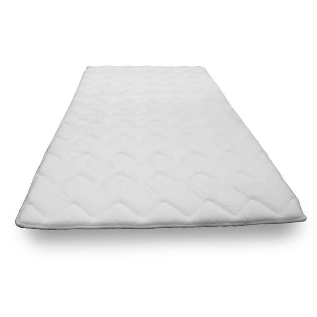 benoist belle literie sur matelas 160 x 200 cm m moire de forme toliman 160cm x 200cm pas. Black Bedroom Furniture Sets. Home Design Ideas