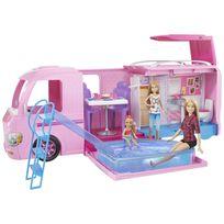 Mattel - Camping Car Barbie