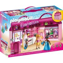 Playmobil - 6862 Magasin Transportable