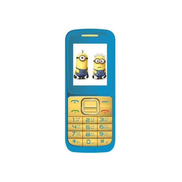 Lexibook Les Minions Téléphone Portable