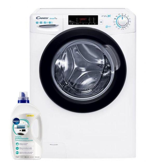Candy Lave-linge frontal 9kg A+++ 1200trs/min Tambour Xxl Machine à laver hublot