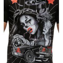 9796b8a93 Tee shirt homme Violento - Achat Tee shirt homme Violento pas cher ...